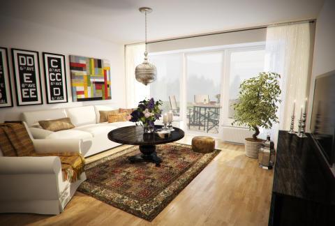 Nya lägenheter på Kortedala Torg - Markvisning 5 november