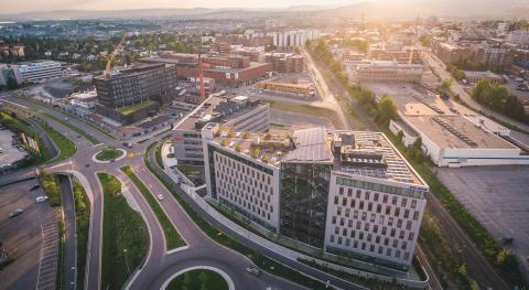 Nybygg i Oslo ligger på verdenstoppen i kvalitet