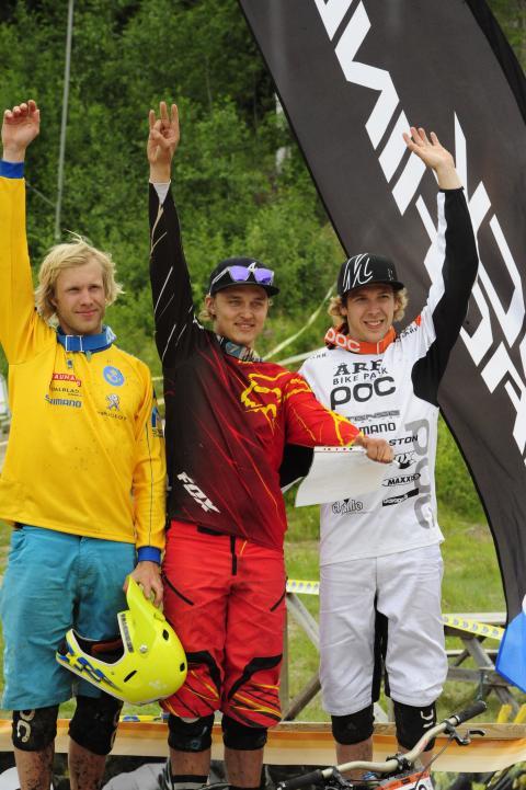 Andra deltävlingen av Svenska downhill cupen.