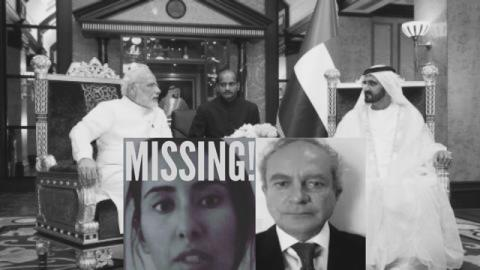 British National facing extrajudicial extradition as UAE and India trade favours in wake of Latifa abduction