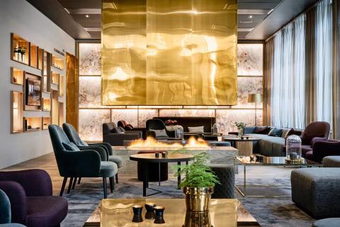 KUST Hotell & Spa är nominerade till bästa enskilda hotell i Sverige