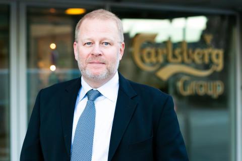 Peter Hammarstedt ny vd för Carlsberg Sverige