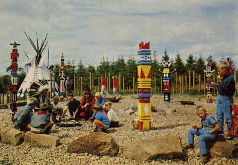 1968-1969 Indianerlejr
