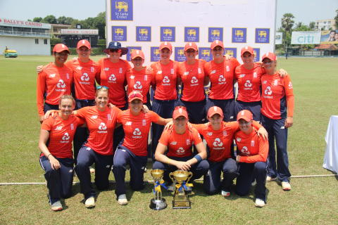 England Sign Off With Perfect Ten