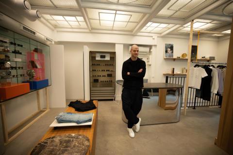 Fredrik Edbom, grundare och vd till Miksajo