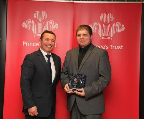 Airport celebrates Prince's Trust programme success with Flying Start Award