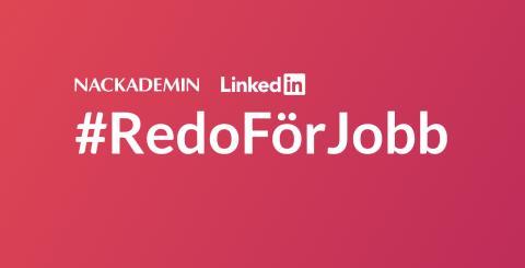 Nackademin i unikt samarbete med LinkedIn för att hjälpa studenter få jobb snabbare