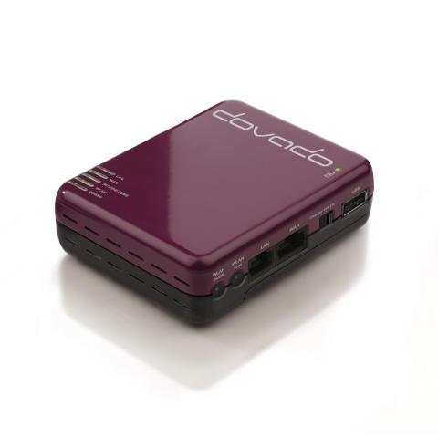Dovado GO – fullvuxen driftsäker router i fickstorlek