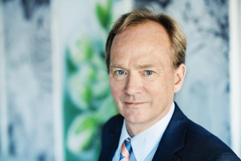 Eirik Oland, Head of External Affairs