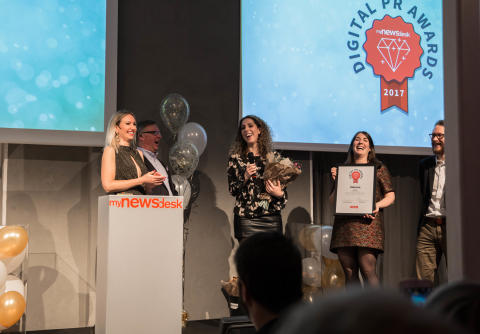 Mynewsdesk Digital PR Awards