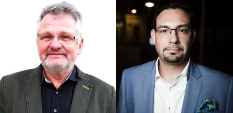Ny partiledare för Vägvalet