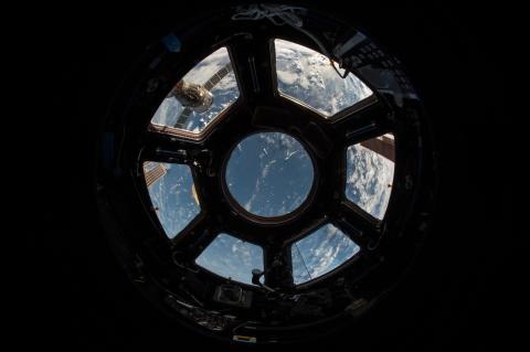 Utsikt från rymden:cred:NASA:Unsplash