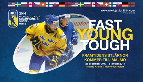 Hockeyfeber på Scandic i Malmö