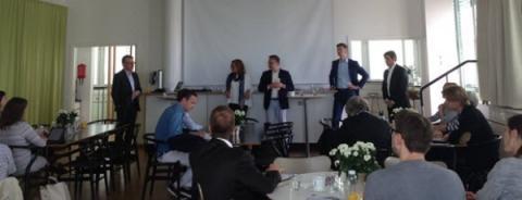 Roche seminarium om värde i vården