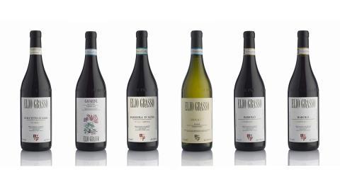Piemonteproducenten Elio Grasso hälsas välkommen till Lidbyfamiljen