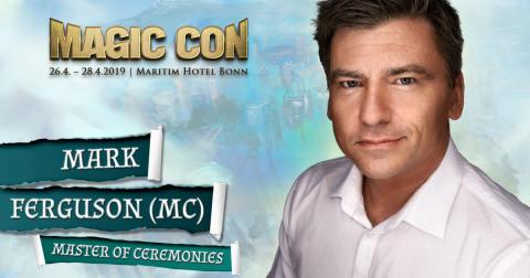 MagicCon 3: Mark Ferguson kehrt zurück / Vorträge und Workshops