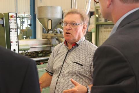 Åke Rosén, grundare av GAIA Biomaterials