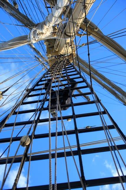 Tradition och nytänkande 30 meter över Östersjön