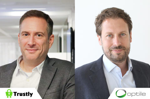 Trustly and optile partner to deliver new opportunities in e-payments and broaden expansion possibilities for international clients