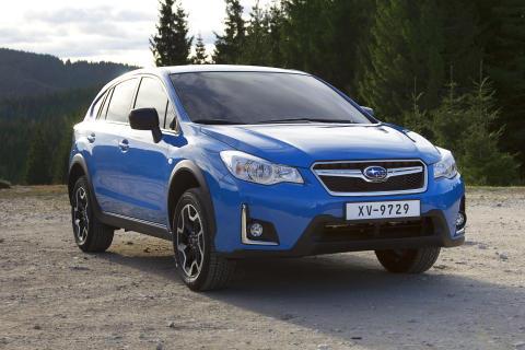 Subaru passerar en miljon 2016