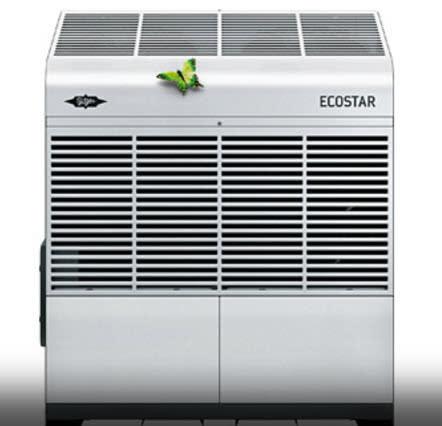 Tystare och energisnålare kondenseringsenheter som moderniserats med HyBlade