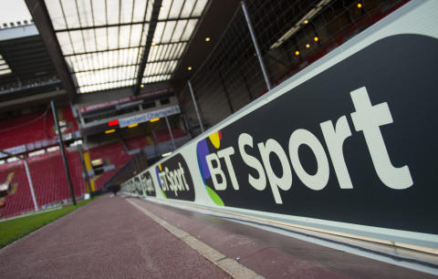 UEFA Champions League and Europa League knockout games on BT Sport Showcase
