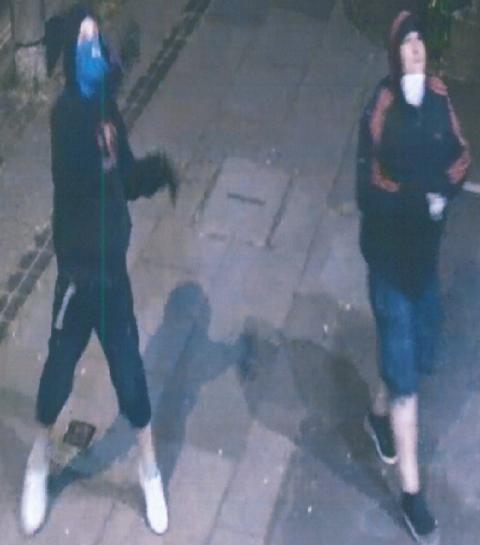 CCTV images released after criminal damage in Eastleigh