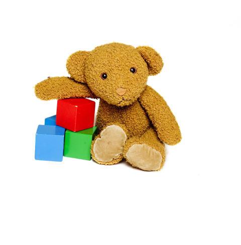 Leksaker till en förskola i Gambia – 150 kr