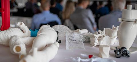 Stor interesse for 3D-print i sundhedssektoren