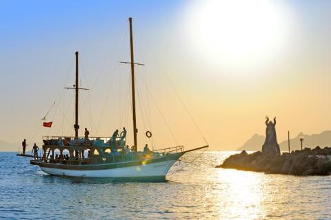 Mest sol för pengarna i Turkiet