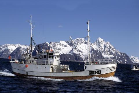 Ny rekord for sjømateksporten i første kvartal