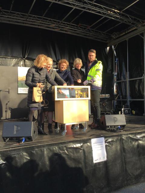 Spadtagsceremoni, nya Humanisten i Göteborg
