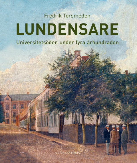 Ny bok om livet vid Lunds  universitet under 350 år