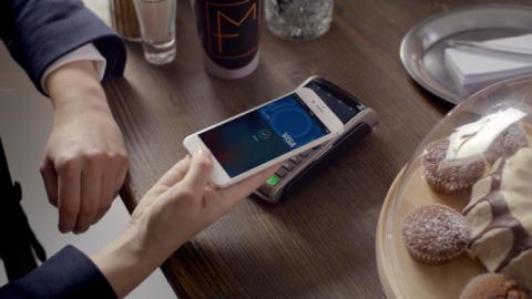 Visa a ČS vidí budoucnost v mobilních platbách