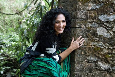 Brasilianska Badi Assad: Gitarrkonstnär på höga höjder väcker vårkänslor i Uppsala