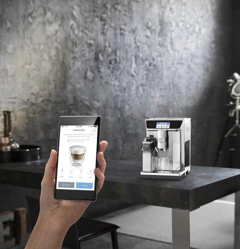 Primadonna Elite – gör din unika kaffe med ett knapptryck