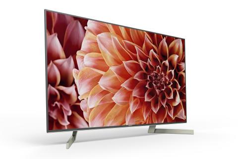 Sony annonserer tilgjengelighet og priser for XF90-serien 4K HDR TV-er
