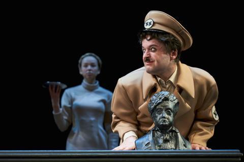 Chaplin: Diktatoren er endelig tilbake