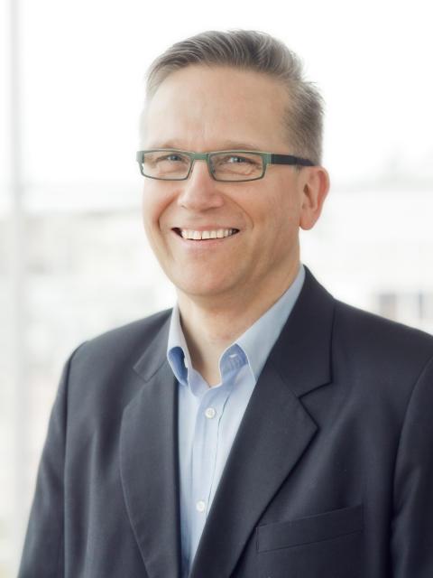 Ulf Kurtén, Business Area Manager, Capital Markets