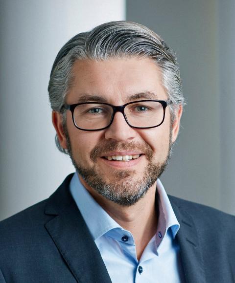 """Knauf Danogips Sverigechef: """"Spännande framtid!"""""""