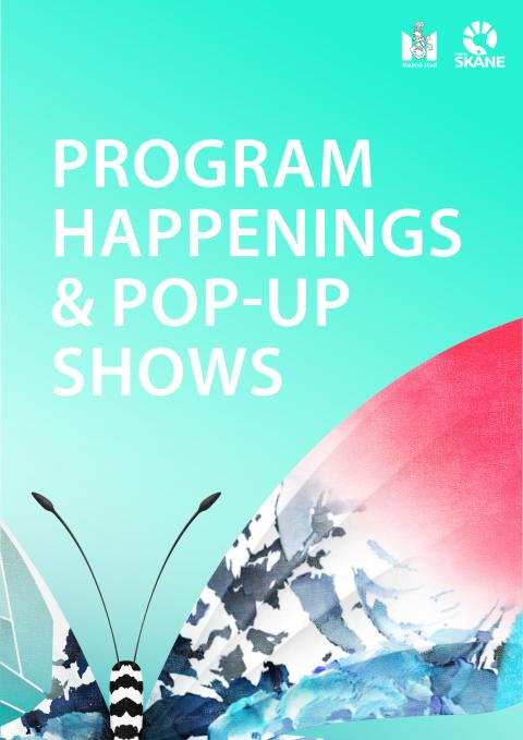 Program Pop op happenings