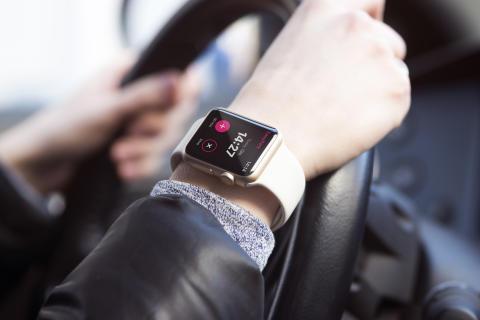 Parkering bliver nemmere med Apple Watch på håndleddet