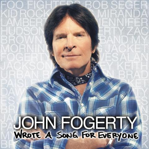 """John Fogerty – nytt album """"Wrote A Song For Everyone"""" släpps 29 maj"""