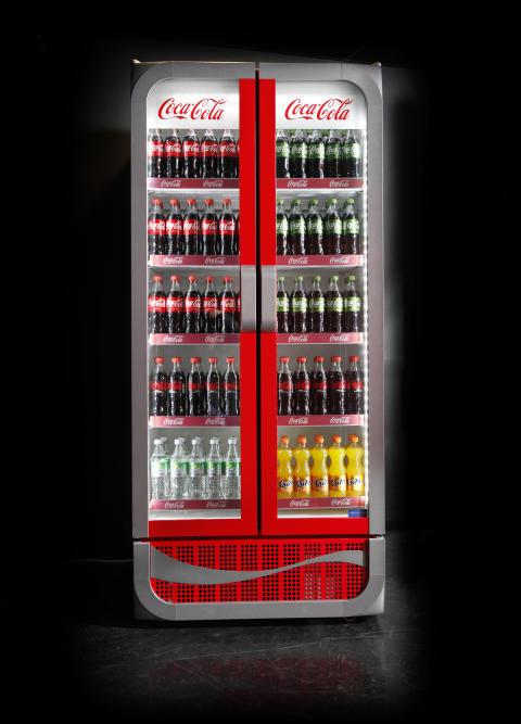 Effektiva kylar en del i Coca-Cola European Partners Sveriges arbete för att reducera sina utsläpp
