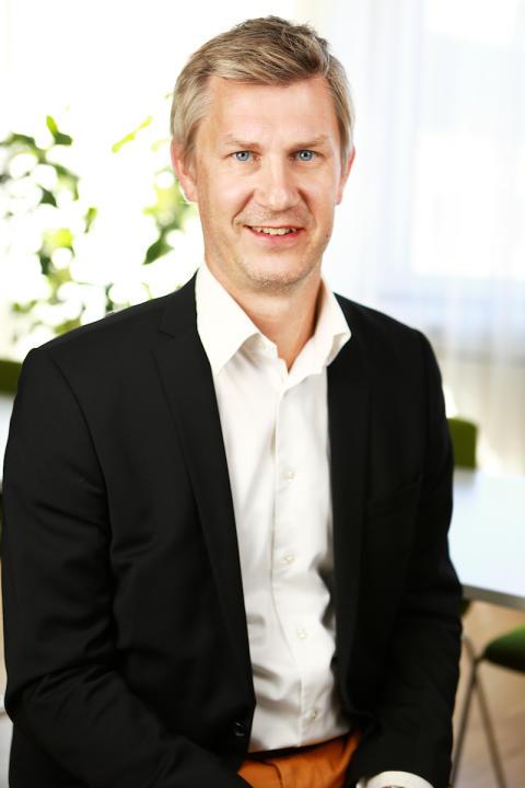Olle Samuelson, FoI-strateg på IQ Samhällsbyggnad