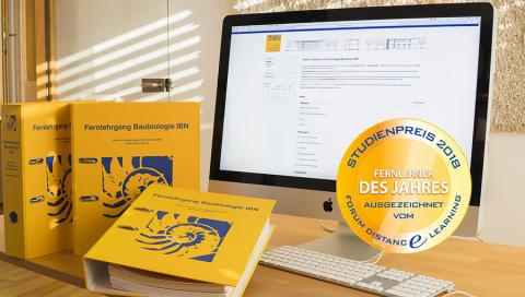 IBN: Absolvent ist nominiert für den Studienpreis 2018