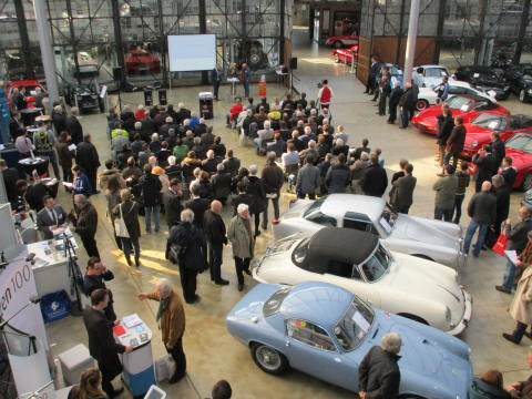 Anlegertag Düsseldorf Ausstellungsbereich