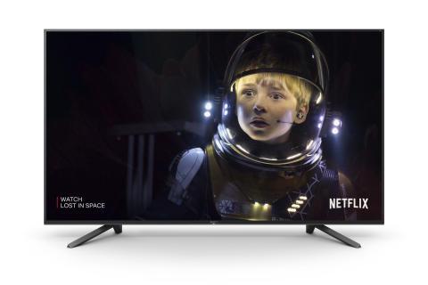 Netflix Calibrated Mode :  une exclusivité des téléviseurs Sony BRAVIA MASTER series pour découvrir la qualité d'image des studios à domicile