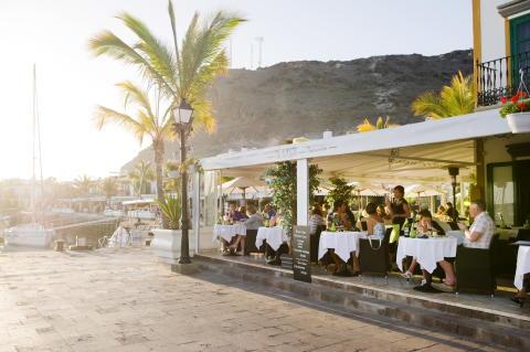 Puerto de Mogan, Gran Canaria Kuvaaja: Helén Karlsson