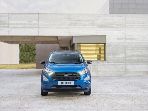 Der neue Ford EcoSport